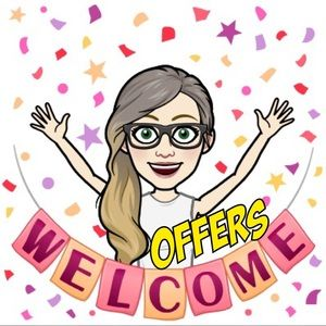 I'm happy to work with ya! I welcome offers! :)